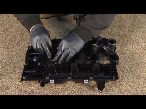 Intake manifold gasket and rocker cover gasket PEUGEOT 308 HDI 16V DW10BTED4(RHR) .