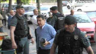 Día de registros para Ignacio González tras su detención