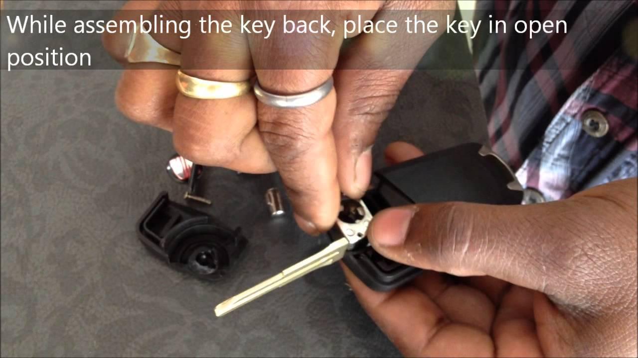 flip key assembling - youtube
