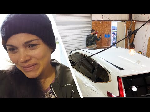 Surprising My Wife With Brand New Car For Christmas!