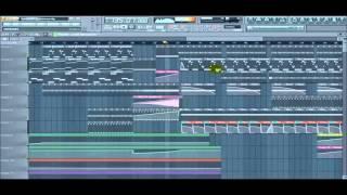 hardwell spaceman fl studio 10 jorge gomez remake tutorial hq full song