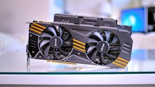 zotac GTX 970 AMP OMEGA Graphics Card Review!