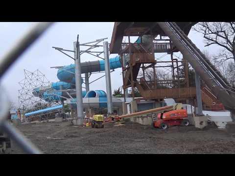 Splash Down Beach THE MEGALONDON Update