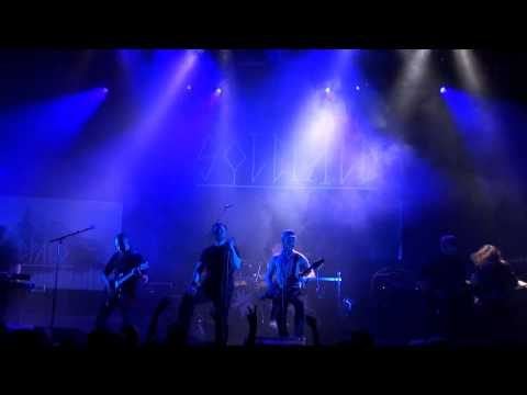 """Solefald """"When the Moon Is on the Wave"""" Live Inferno Metal Festival 2013"""