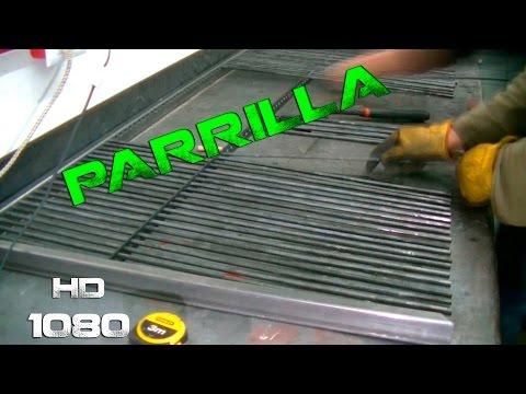 Brasero y Parrilla PARTE 2