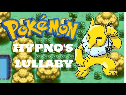 THE CREEPIEST POKEMON ROM HACK EVER?! // Pokemon Hypno's Lul