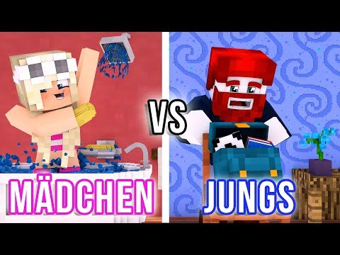 JUNGS vs. MÄDCHEN Morgen Routine!
