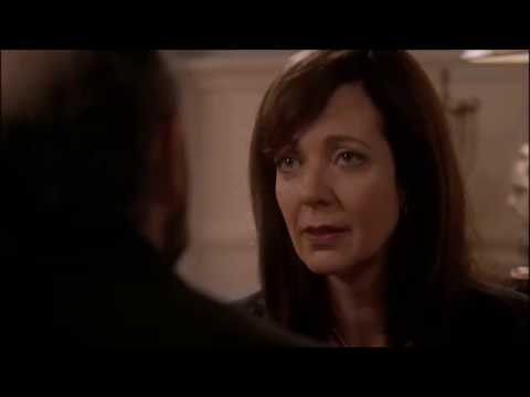 The West Wing S07E21: C.J. and Toby reunites