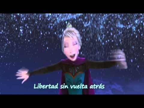 Libre soy! - Canción Latino- Frozen - Letra