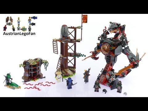 Lego Ninjago 70626 Dawn of Iron Doom - Lego Speed Build Review
