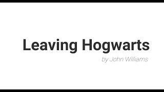 John Williams_Leaving Hogwarts_SCORE