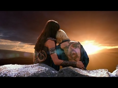 Download Moments of love between Xena and Gabrielle