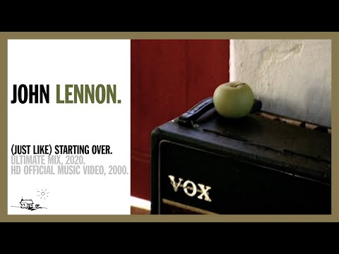 John Lennon - (Just Like) Starting Over