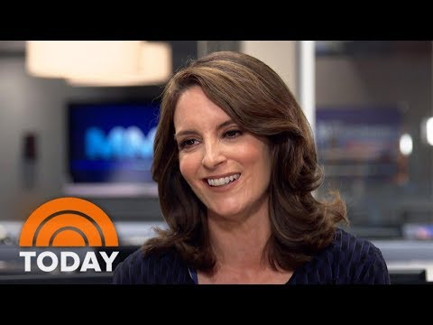 Tina Fey Returns To TV Comedy As A Special Guest Star On 'Great News' | TODAY