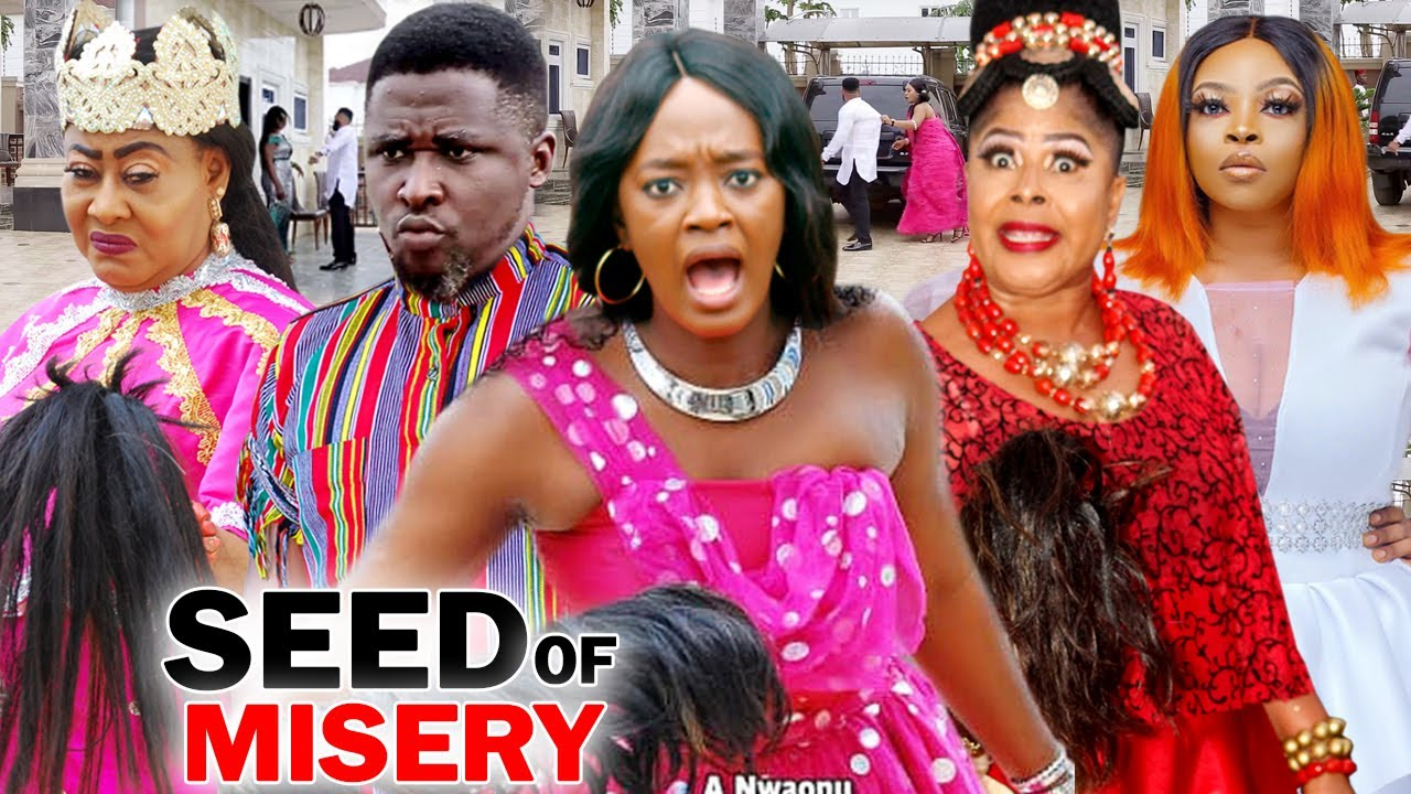 Download SEED OF MISERY  FULL SEASON 1&2 - Onny Michael/Luchy Donalds) 2020 Latest Nigerian Movie