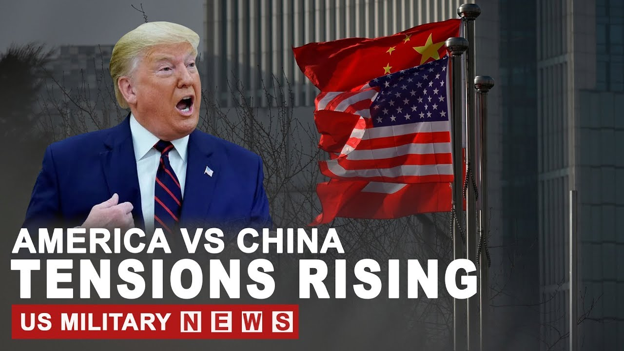 TRUMP ANGRY: PUNISH CHINA, SAVE HONG KONG, AMERICA AND THE WORLD