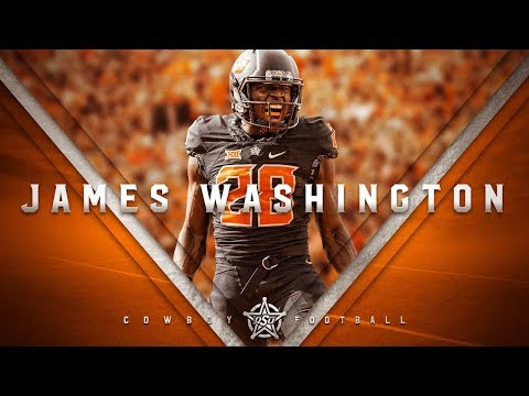 Cowboy Football: James Washington Wins 2017 Biletnikoff Award