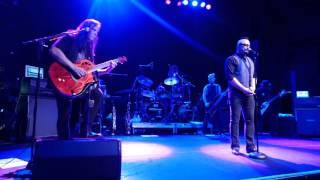 GEOFF TATE LIVE 2016 NYC.  ACOUSTIC - SILENT LUCIDITY & THE WEIGHT OF THE WORLD.