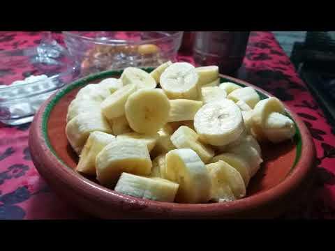 Dry Fruit Banana's Milkshake | Quick Made | Healthy Drink