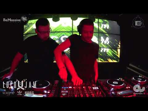 Loco & Jam Live @ Be Massive Label Night x Illegal Control x Loco & Jam 24/11/2017