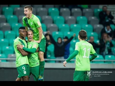Olimpija TV: NK Olimpija Ljubljana 3-0 NK Aluminij