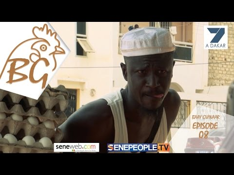 Série : BAAY GUINAAR Episode 08…Regardez!!