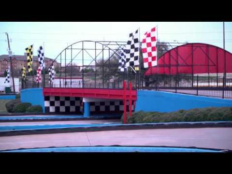 Adventure Landing Amusement Park in Dallas