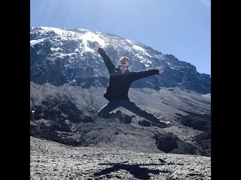 8-year-old Is Youngest Girl To Hike Mt. Kilimanjaro