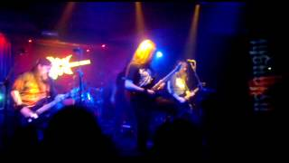 Onslaught - 66 Fucking 6 Live Madrid 2015