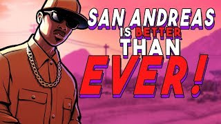 Why GTA San Andreas Multiplayer Is Still AMAZING in 2018!-GTA SAMP REVIEW 2018