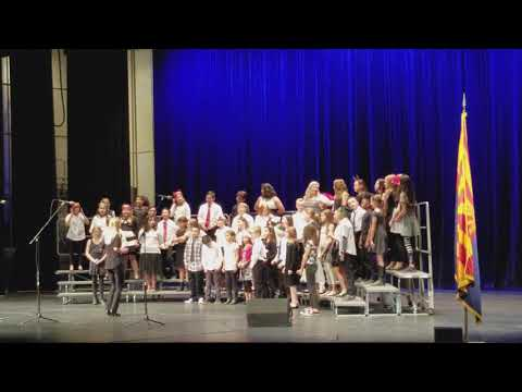 Sahuarita Intermediate School Choir Winter concert pt 2