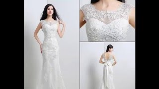 Amazing Cheap Wedding Dresses Western Style in This Year!!