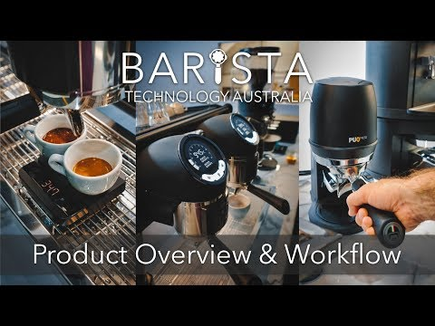 Barista Technology Product Overview & Workflow