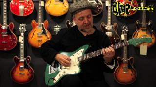 1965 Fender Jazzmaster Sherwood / GuitarPoint Maintal / Vintage Guitars