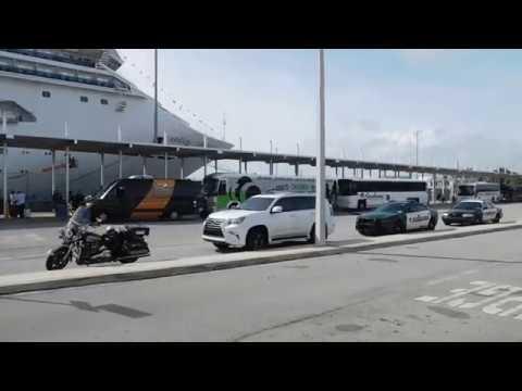 Fort Lauderdale Cruise Port (Port Everglades), Florida