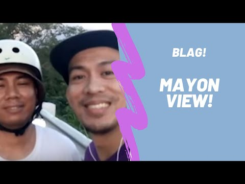 Mayon Volcano View After the Eruption 2018 | WATCH UNTIL THE END