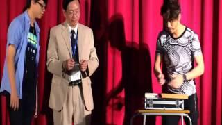 1516明愛莊月明中學家長教師晚會-魔術表演