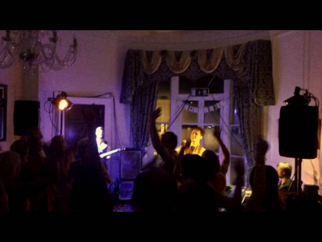 Wedding Band Ireland - The Guilty Judges