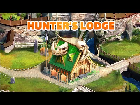 Empires & Puzzles Hunters Lodge Testing All Items