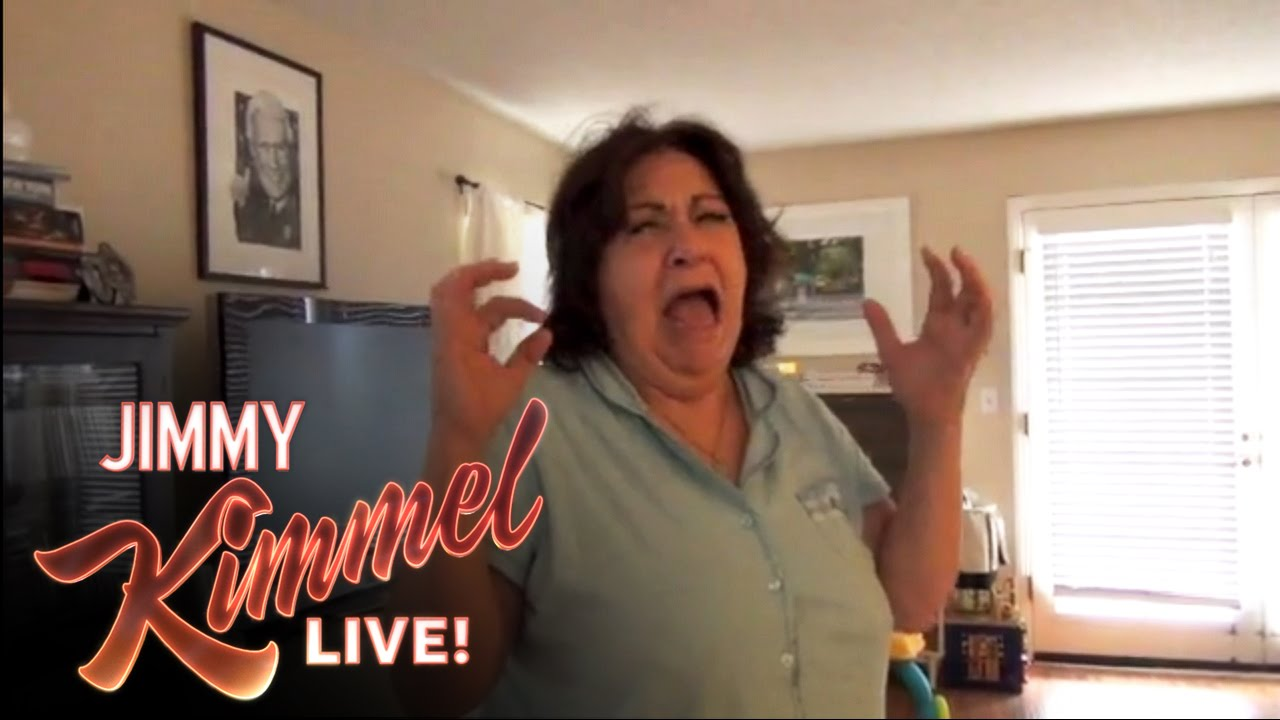 Jimmy Kimmel aunt