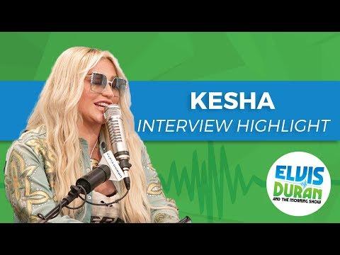 Kesha Feared She Would Never Make Music Again | Elvis Duran Interview Highlight