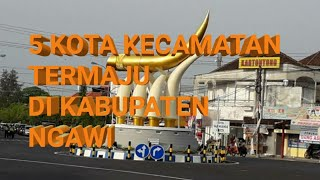 Download 5 KOTA KECAMATAN PALING MAJU DI KABUPATEN NGAWI JAWA TIMUR