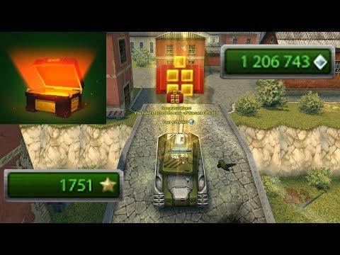 Tanki Online Road To Legend #2 L Container XT!?