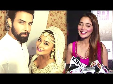 Indian Tv Actress Sara Khan on Working In Pakistani Tv Serial Yeh Kaisi Mohabbat Hai