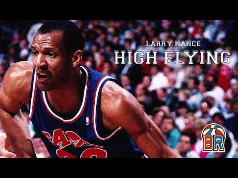 LARRY NANCE HIGH FLYING (1993)