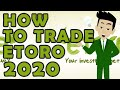 eToro: How EASY to day trade - YouTube