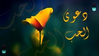 قصيدة دعوى الحب علي رضا بدوي