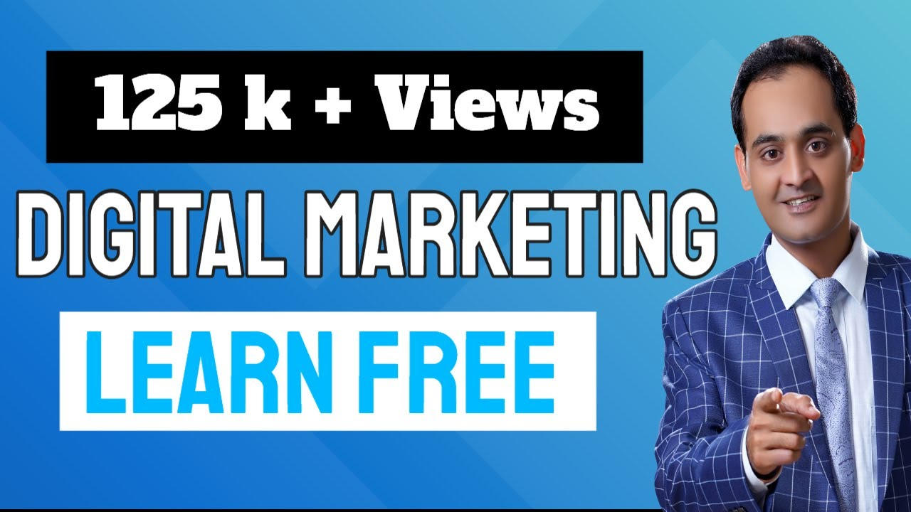 Learn practical skills to design a digital marketing strategy for a hotel and hospitality enterprise. Free Digital Marketing course in Hindi | # ...