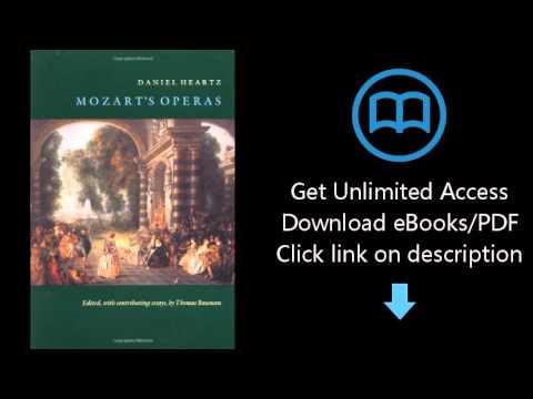 Download Mozart's Operas (Centennial Books) PDF