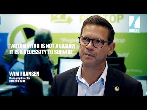 INKISH.TV proudly presents: Wim Fransen · Managing Director · Enfocus ·  Gent, Belgium